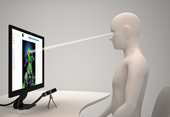 Eye and face tracking